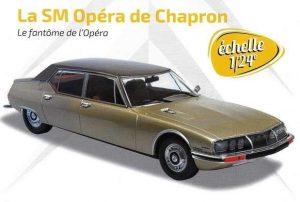 Citroen SM Opera de Chapron Image