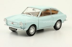 Fiat 850 Coupe Image