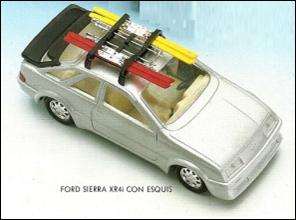 Ford Sierra XR4i Ski Image