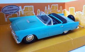 Ford Thunderbird Cabriolet Image