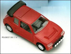Peugeot 205 T16 Image