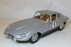 Jaguar E-Type #1 Image