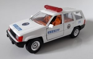 Jeep Grand Cherokee Sheriff Image