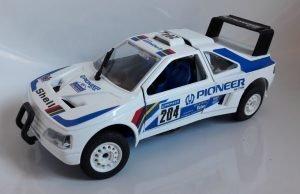 Peugeot 405 T16 #204 Piooner Image