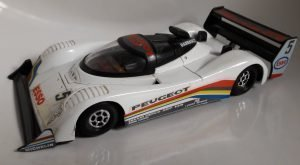 Peugeot 905 #5 Image
