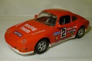 Porsche 911 (993) #2 Motor Image