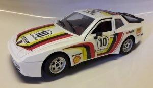 Porsche 944 #10 Dunlop Image