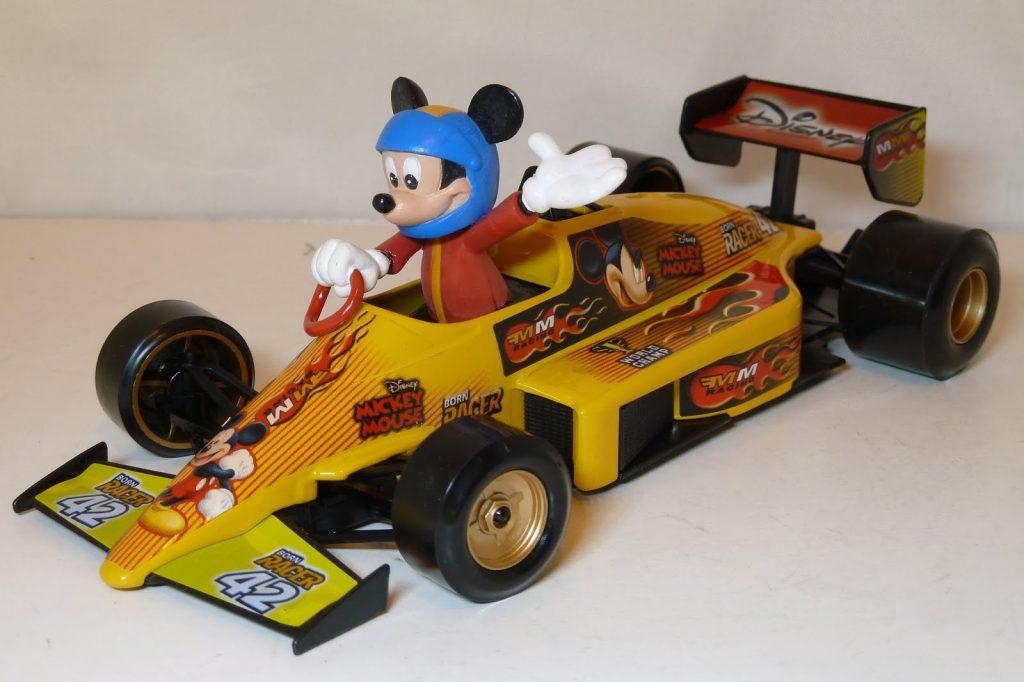 F1 Walt Disney - Mickey Mouse Image