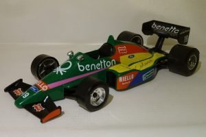 F1 Benetton B188 #19 Image