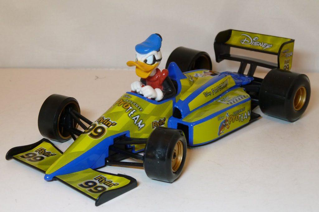 F1 Walt Disney - Paperinik Image
