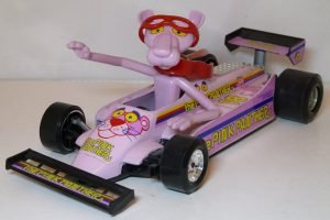 F1 Walt Disney - The Pink Panther Image