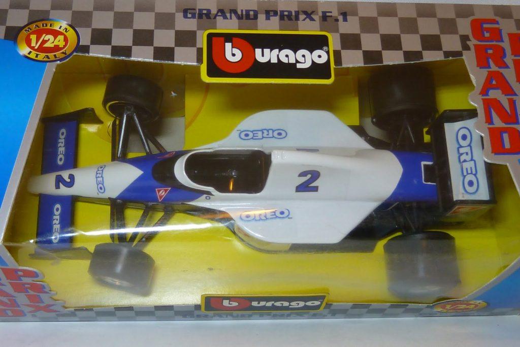 F1 Grand Prix #2 Oreo Image