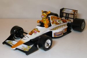 F1 Walt Disney - Tigger Image
