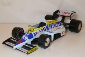 F1 Williams-Renault FW 08C #5 Mobil1 - Mansell Image