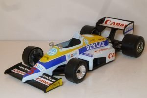 F1 Williams-Renault FW 08C #5 Canon Image