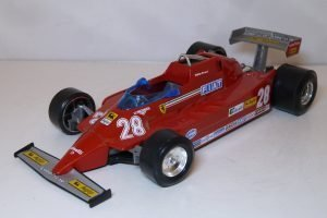 Ferrari 126 #28 - Pironi Image