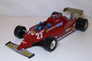 Ferrari 126 #27 - Alboreto Image