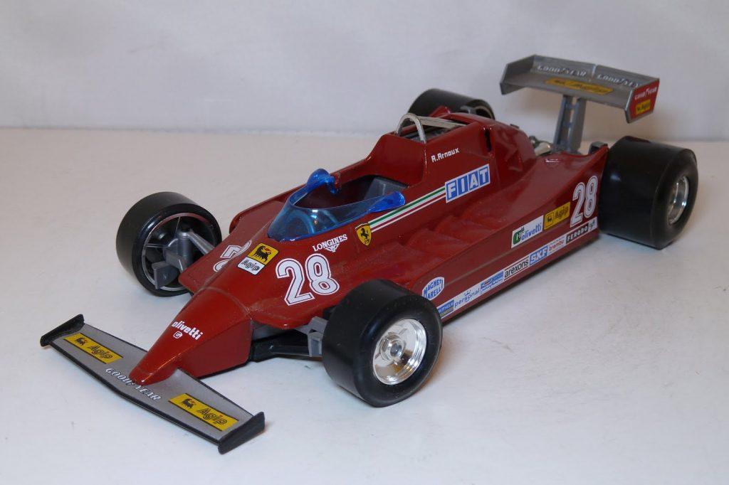 Ferrari 126 #28 - Arnoux Image