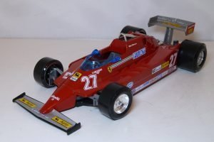 Ferrari 126 #27 - Villeneuve Image