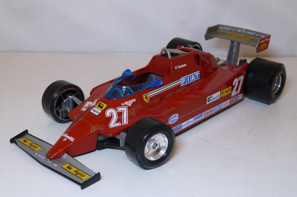Ferrari 126 #27 - Tambay Image