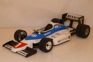 F1 Renault #1 ELF Image