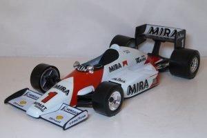 F1 McLaren-Porsche MP4/2B #1 Prost Image