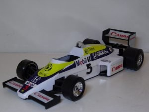 Williams FW 08C #5 Canon Image