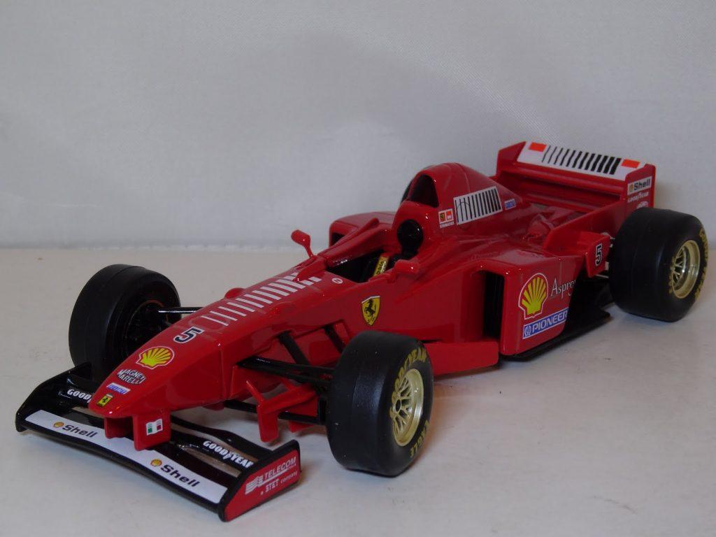 Ferrari F310B #5 – Schumacher Image