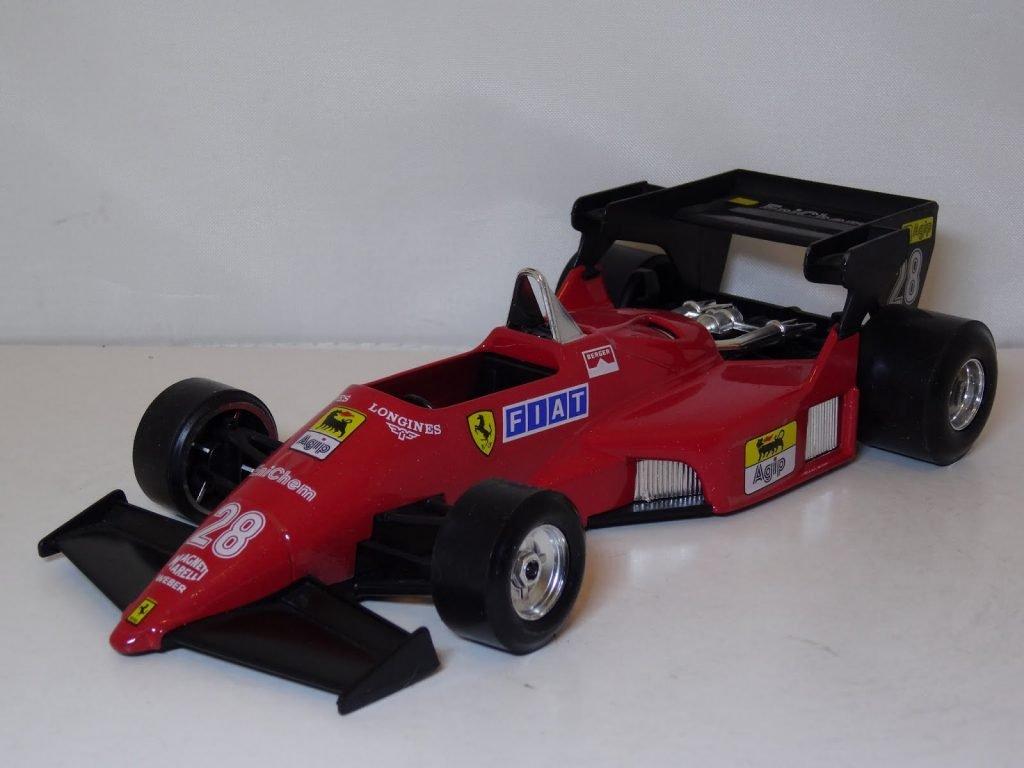 Ferrari 126 C4 #27 - Berger Image