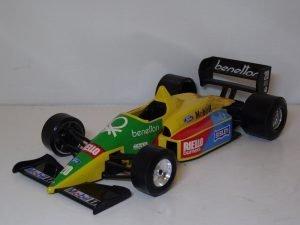 Benetton B188 #19 Riello - Nannini Image