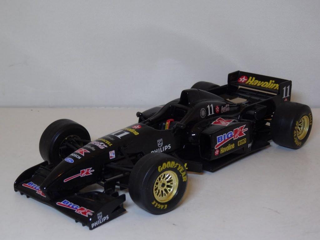 F1 Racing Cart Championship #11 Big K Image