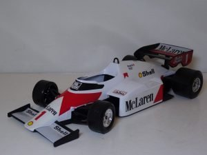 McLaren MP4/2 Turbo #1 Shell - Prost Image