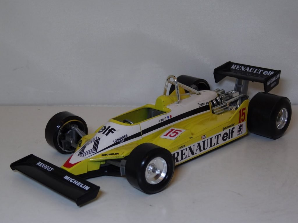 Renault RE 30 #15 Elf - Prost Image
