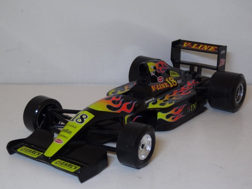 F1 Grand Prix #18 V-Line Image