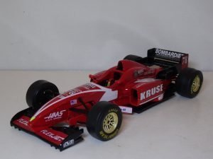 F1 Racing #78 Kruse Image