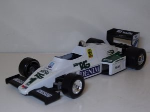 Williams FW 08C #1 Tag Image