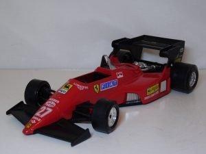 Ferrari 126 C4 #27 - Alboreto Image