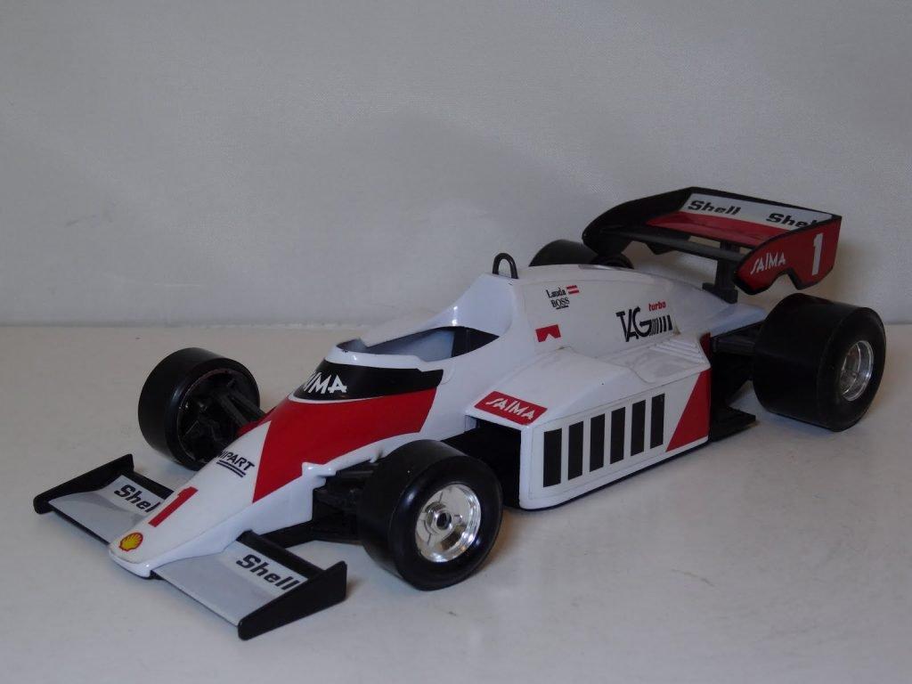 McLaren MP4/2 Turbo #1 Tag - Lauda Image