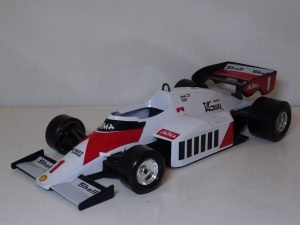 McLaren MP4/2 Turbo #1 Tag - Lauda Image