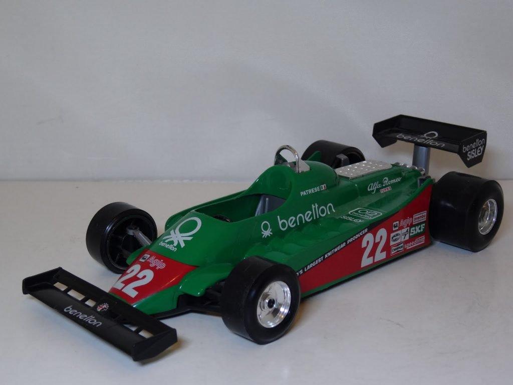 Alfa Romeo 179 #22 Benetton Image