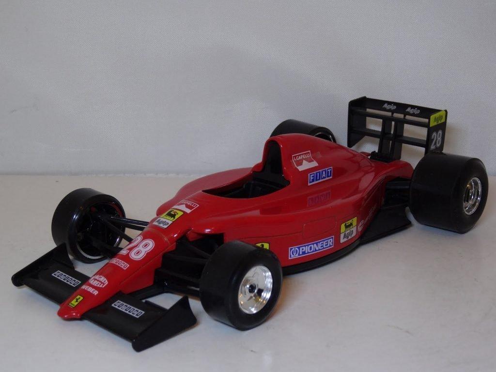 Ferrari 641/2 #28- Capelli Image