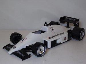 F1 Vintage #1 Bridgestone Image