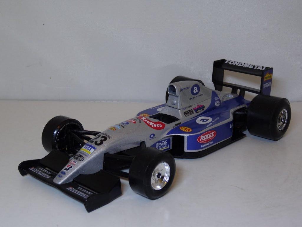 F1 Grand Prix #23 Roces Image
