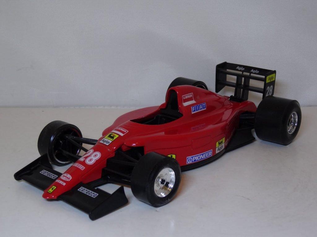 Ferrari 641/2 #28- Berger Image