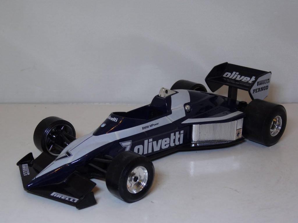 Brabham BT 52 #7 Olivetti Image