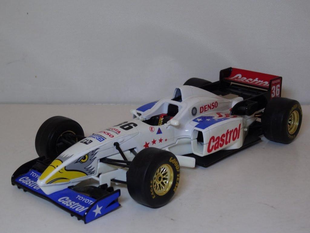 F1 Racing Eagle Motorsport #36 Castrol Image