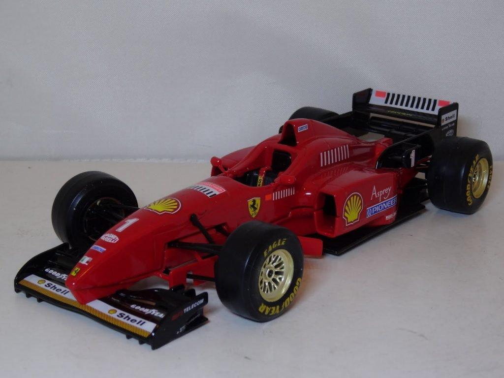 Ferrari F310 #1 – Schumacher Image