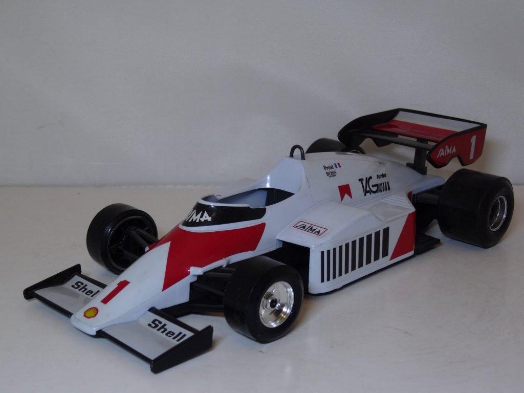 McLaren MP4/2 Turbo #1 Tag - Prost Image