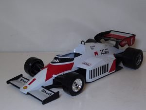 McLaren MP4/2 Turbo #1 Tag - Prost Image