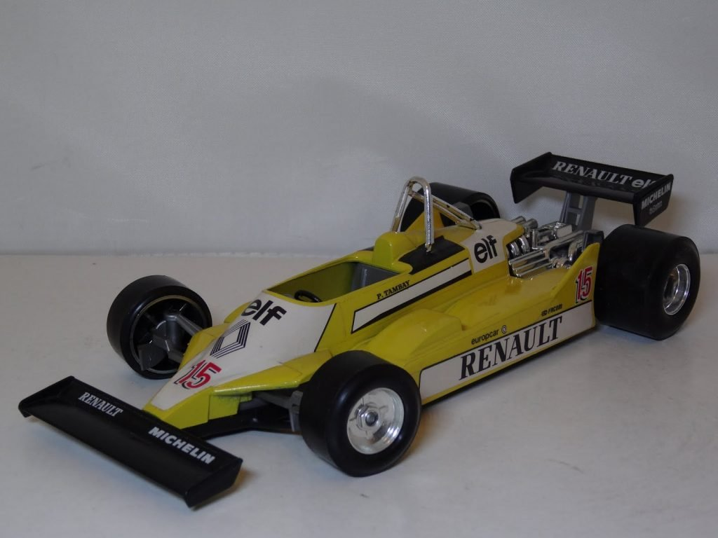 Renault RE 30 #15 Elf - Tambay Image